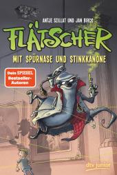Flätscher - Mit Spürnase und Stinkkanone Cover