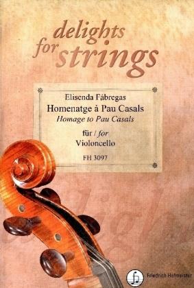Homenatge à Pau Casals, Violoncello