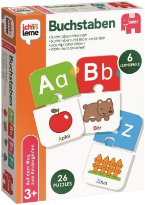 Ich lerne, Buchstaben (Kinderspiel)