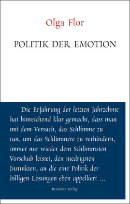 Politik der Emotion