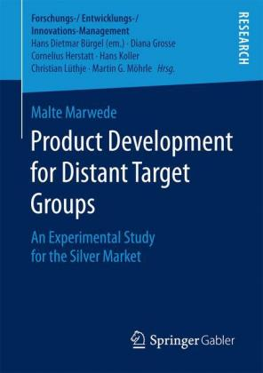 Product Development for Distant Target Groups