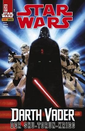 Star Wars (Comicmagazin 20)