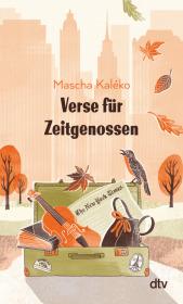 Verse für Zeitgenossen Cover