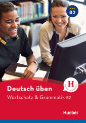 Deutsch Wortschatz & Grammatik B2 Cover