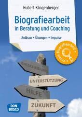 Biografiearbeit in Beratung und Coaching Cover