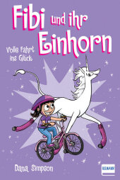 Fibi und ihr Einhorn - Volle Fahrt ins Glück Cover