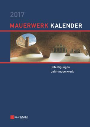 Mauerwerk-Kalender 2017