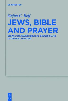 Jews, Bible and Prayer