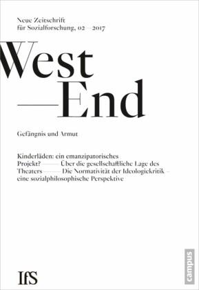 WestEnd 2017/2: Gefängnis und Armut