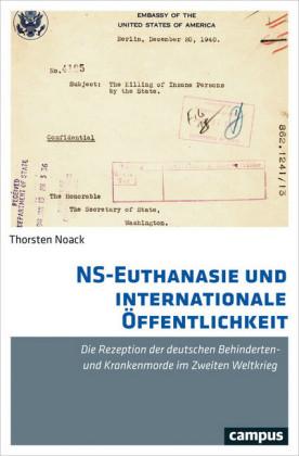 NS-Euthanasie und internationale Öffentlichkeit