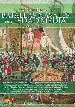 Breve historia de las batallas navales de la Edad Media