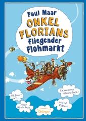 Onkel Florians fliegender Flohmarkt Cover
