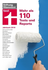 test Jahrbuch 2018 Cover