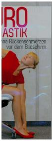 Bürogymnastik, 1 DVD