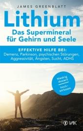 Lithium - Das Supermineral für Gehirn und Seele Cover