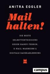 Mail halten! Cover