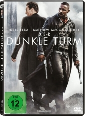 Der dunkle Turm, 1 DVD Cover