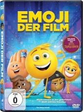 Emoji - Der Film, 1 DVD Cover