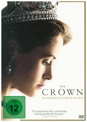 The Crown, 4 DVDs