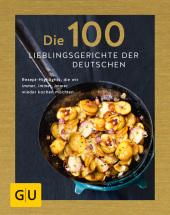 Die 100 Lieblingsgerichte der Deutschen Cover