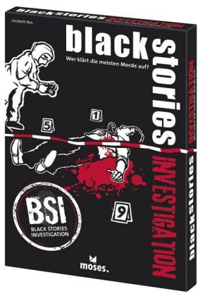 Black Stories, Investigation - BSI (Spiel)