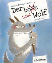 Der böse liebe Wolf Cover