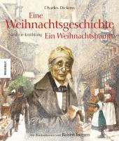 Eine Weihnachtsgeschichte Cover