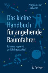 Das kleine Handbuch für angehende Raumfahrer Cover