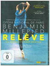 Releve - Die Geschichte einer Kreation, 1 DVD Cover