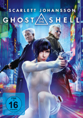 Ghost In The Shell, 1 DVD Cover