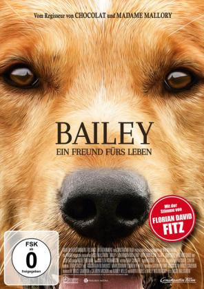 Bailey - Ein Freund fürs Leben, 1 DVD