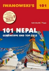 Iwanowski's 101 Nepal Cover