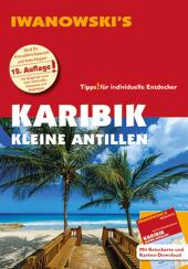 Iwanowski's Karibik Kleine Antillen, m. 1 Karte Cover