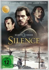 Silence, 1 DVD Cover