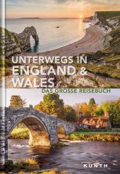 Unterwegs in England und Wales Cover