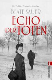 Echo der Toten Cover