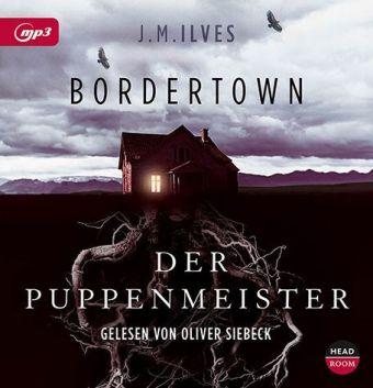 Bordertown - Der Puppenmeister, 1 MP3-CD