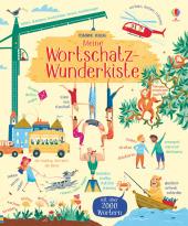 Meine Wortschatz-Wunderkiste Cover