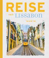 Reise nach Lissabon Cover
