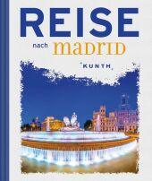 Reise nach Madrid Cover