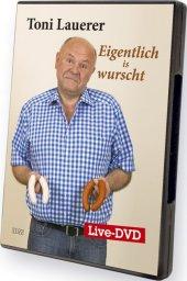 Eigentlich is wurscht, 1 DVD Cover