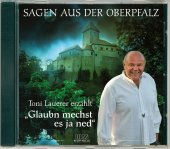 Glaubn mechst es ja ned, 1 Audio-CD Cover