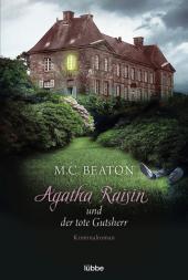 Agatha Raisin und der tote Gutsherr Cover