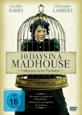 10 Days in a Madhouse, 1 DVD Cover