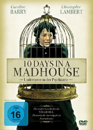 10 Days in a Madhouse, 1 Blu-ray