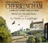 Cherringham - Folge 3 & 4, 6 Audio-CDs Cover