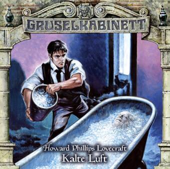 Gruselkabinett - Kalte Luft, 1 Audio-CD