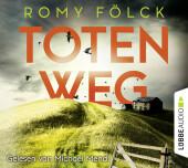 Totenweg, 6 Audio-CDs Cover