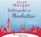 Lichterzauber in Manhattan, 4 Audio-CDs Cover
