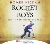 Rocket Boys, 6 Audio-CDs Cover